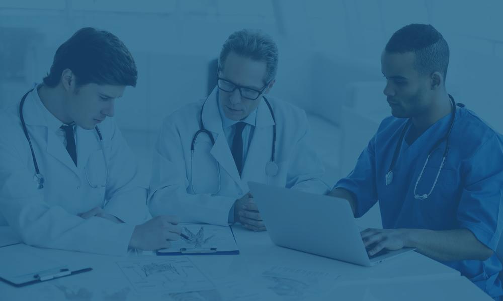 Informações completas e integradas que dão suporte à decisão clínica.